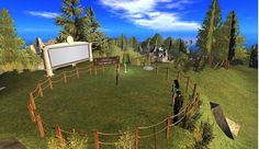 second life for education