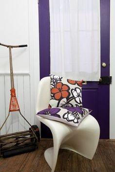 Cassie Collection Pillows Designed By SCAD Illustration Alum Hart For Working Class Studio ScarletLuxury Interior DesignPillow