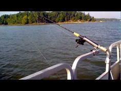 Best Pontoon Boat Fishing Rod Holders   Pontoon boat fishing rod holder No Drilling No Bolts!