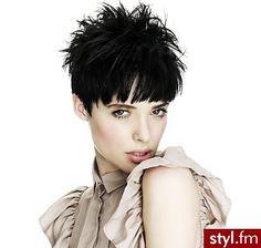 35 krótkich fryzur damskich, które zauroczą Was od pierwszego wejrzenia! - Strona 33