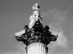 Nelson's Column  | Fotografia de Joana Coelho | Olhares.com