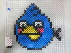 .Angry birds hama perler beads