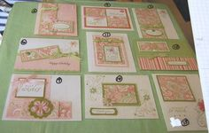 One Sheet Wonder 8x8 by rosekathleenr - Cards and Paper Crafts at Splitcoaststampers