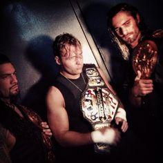 @WWE: The Shield remain champions… #WWENOC