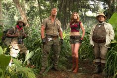ICYMI: Jumanji Tops The Post, The Commuter at Box Office