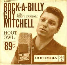 """""""Rock-A-Billy"""" was sang by Guy Mitchell in 1957."""