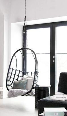= hanging chair