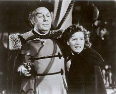 Charles Laughton &  Maureen O'Hara-Jamaica Inn (Alfred Hitchcock, 1939)