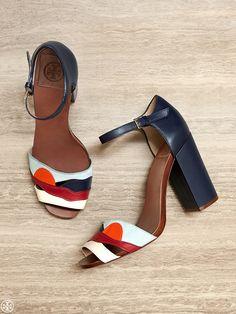 a2cf8bcee5e7 Tory Burch Miro Sandal  ToryBurchPreFall16 New Shoes