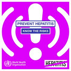July 28th is #WorldHepatitisDay. Join the conversation: https://healthunlocked.com/search/hepatitis #eliminate