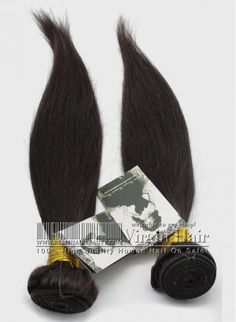 2 Bundles Brazilian Virgin Hair Straight