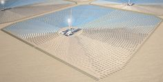 Massive Solar Farm Could Pump Clean Energy From the Sahara to England [The Future of Energy: http://futuristicnews.com/category/future-energy/ Solar Panels: http://futuristicshop.com/category/solar_power/]