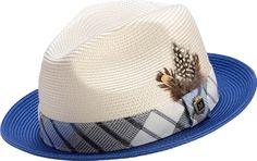 H-1728  |  Montique International Mens Dress Hats, Men Dress, Brim Hat, Fedora Hat, Kangol Caps, Gentleman Hat, Hat World, Popular Hats, Pork Pie Hat