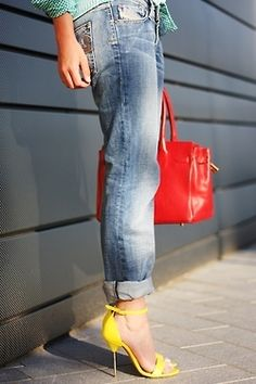 boyfriend jeans just go with everything