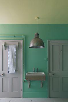 Home office green paint colors farrow ball 54 ideas for 2019 Farrow Ball, Farrow And Ball Paint, Interior Desing, Interior And Exterior, Interior Decorating, Interior Doors, Interior Paint, Modern Interior, Decorating Ideas