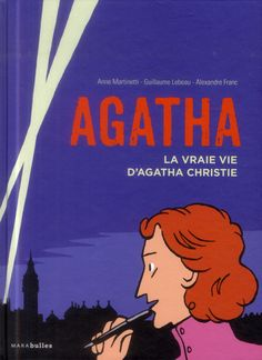 French comic biography of Agatha Christie