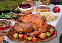 10 Tips for Cooking a Healthy Thanksgiving Meal!