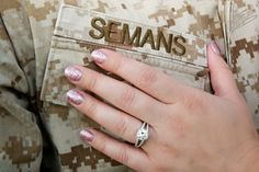 For Engagement Photos Army Wedding, Bling Wedding, Wedding Goals, Wedding Pics, Dream Wedding, Military Weddings, Military Couples, Military Life, Military Family Pictures