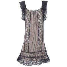 Lace dress ~