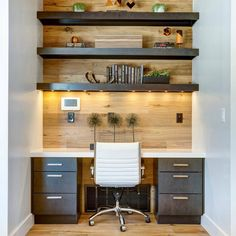 Decor Home Office Design Ideas. Therefore, the demand for house offices.Whether you are intending on adding a home office or refurbishing an old area right into one, right here are some brilliant home office design ideas to assist you get started. Small Space Office, Small Home Offices, Home Office Space, Home Office Desks, Small Office Design, Home Office Lighting, Interior Design Ideas For Small Spaces, Small Home Design, Home Office Layouts