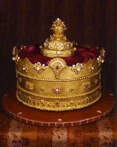 King Crown Cake cakepinscom Just Dessert Pinterest Crown