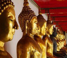 Buddha ist in Thailand allgegenwärtig! #taipan_thailand #thailand #bangkok