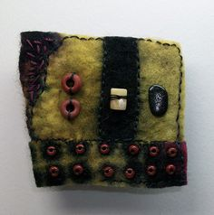 brooch 103 by chad alice hagen, via Flickr