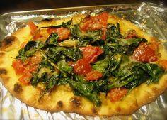 Naan pizza. Brilliant! #food #recipe