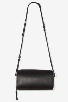 Just Female Pier Leather Bag