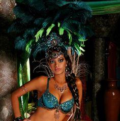 Trinidad Carnival Costumes 2010