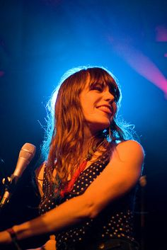 Jenny Lewis/ Girl can rock Good Music, My Music, Amazing Music, Pretty People, Beautiful People, Conor Oberst, Karen O, Jenny Lewis, Valley Girls