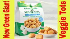 Trying Green Giant Cauliflower Veggie Tots