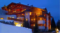 Hotel Strato in Courchevel - ultimate ski luxe in the french Alps