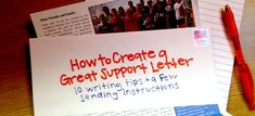 editable how to create a great support letter youthworks missionary support letter template doc