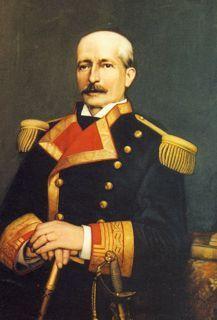 34º Capitán General de la Armada Española. Juan Bautista Viniegra y Mendoza 1910  Conde de Villamar