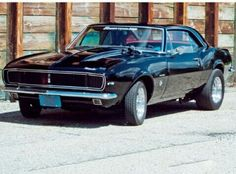 Classic Muscle Car ♥