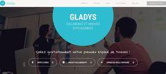 Gladys. #Veille, innovation et gestion de projets en équipe.