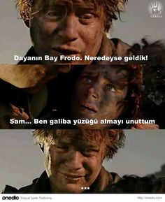 Yüzük? Hobbit Book, The Hobbit, Comedy Pictures, Funny Pictures, Aragorn, Gandalf, Mr Robot, Happy Vibes, Middle Earth