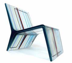 Omer Arbel chair. 1st piece I saw