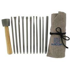 Ferronato AG eShop - Guillet Bildhauerset No. Knife Block, Garden Tools, Fabrics, Outdoor Power Equipment