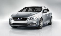 Volvo S60 Photo by: Volvo