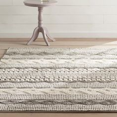 Billie Hand-Tufted Cotton/Wool Gray/Ivory Area Rug Billie Hand-Tufted Gray/Ivory Area Rug The post Billie Hand-Tufted Cotton/Wool Gray/Ivory Area Rug appeared first on Couchtisch ideen. Living Room Area Rugs, Casual Rug, Farm House Living Room, Rugs, Classic Carpets, Farmhouse Area Rugs, Expensive Rug, Rugs In Living Room, Farmhouse Rugs