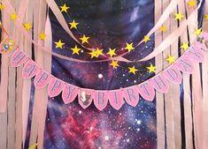 DIY Sailor Moon Party • My Nerd Nursery Sailor Moon Birthday, Sailor Moon Party, Sailor Moon Wedding, 6th Birthday Parties, Birthday Party Decorations, Party Themes, Party Ideas, Birthday Ideas, 24th Birthday