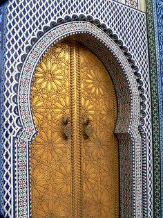 Rabat Royal Palace