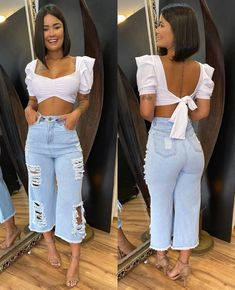 Você usaria esse look ? Classy Outfits, Chic Outfits, Pretty Outfits, Spring Outfits, Fashion Outfits, Casual Looks, Love Fashion, Marie, Ideias Fashion
