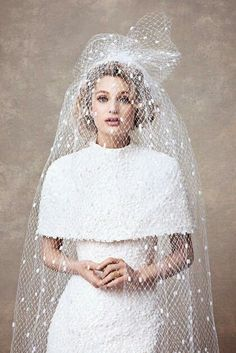 AW Bridal offers wedding veils and other wedding accessories. All styles are chic with good design. Cathedral, long, ivory color, appliques, and rhinestones make the wedding veil unique. Find great and cheap deals now! Perfect Wedding, Dream Wedding, Luxury Wedding, Garden Wedding, Wedding Veils, Bridal Veils, Wedding Bride, Wedding Hair, Bridal Hair