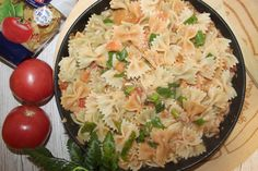 Penne, Pasta Salad, Ethnic Recipes, Food, Diet, Crab Pasta Salad, Essen, Meals, Yemek