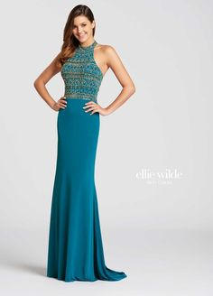 Ellie Wilde 118072 Prom 2018 - Shop this style and more at oeevening.com