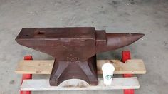 412-lb-Fisher-Anvil-Dated-1918-Blacksmith-Nice