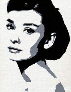 pop art black and white - Pesquisa Google